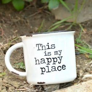 Natural life camper mug - new! Gift coffee mug